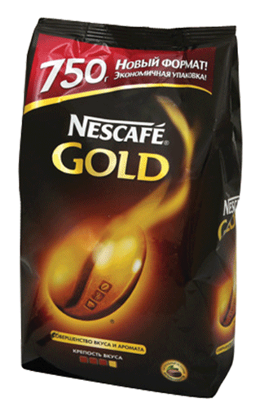фото Кофе Nescafe Gold 750г - купить