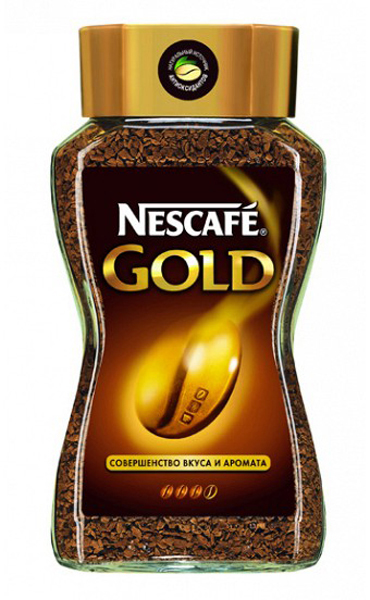 фото Кофе Nescafe Gold 190г - купить